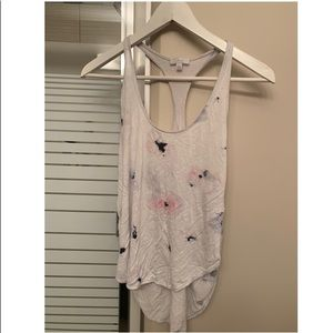 Wilfred Floral Pattern Tank Top